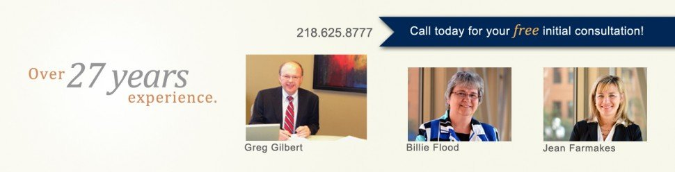 Experienced Duluth Attorneys – Over 27 years